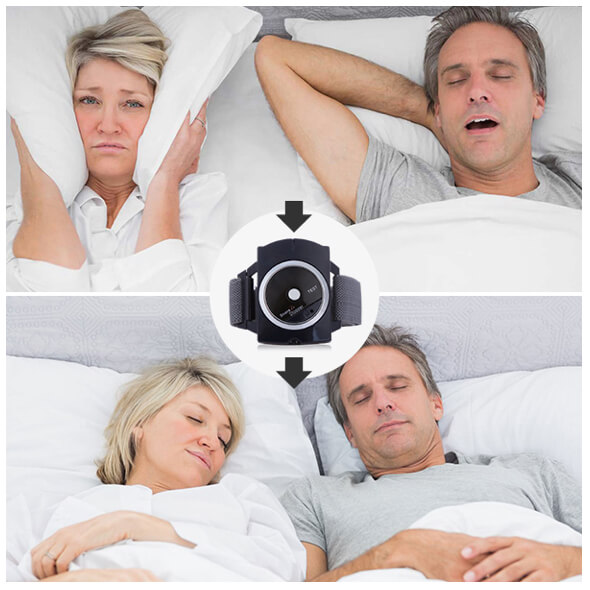 Sleep Connection - Anti Snore Wrist Band 3