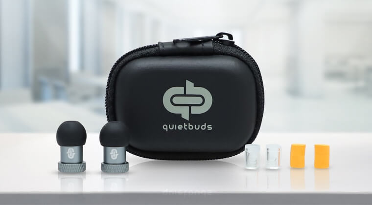 Quiet Buds - Noise Cancelling Earbuds Plugs 4